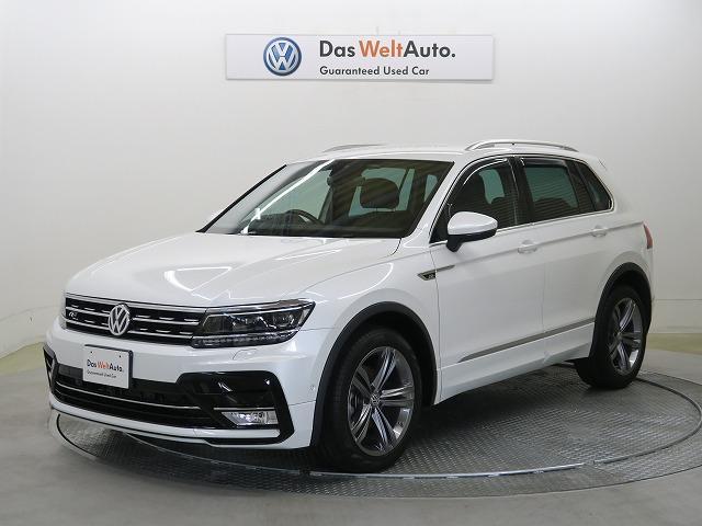 フォルクスワーゲン TSI Rライン  Volkswagen認定中古車