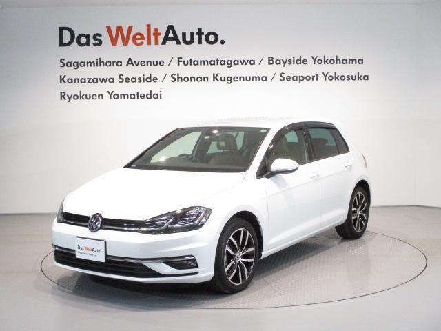 フォルクスワーゲン ディナウディオエディション メーカー保証付 認定中古車