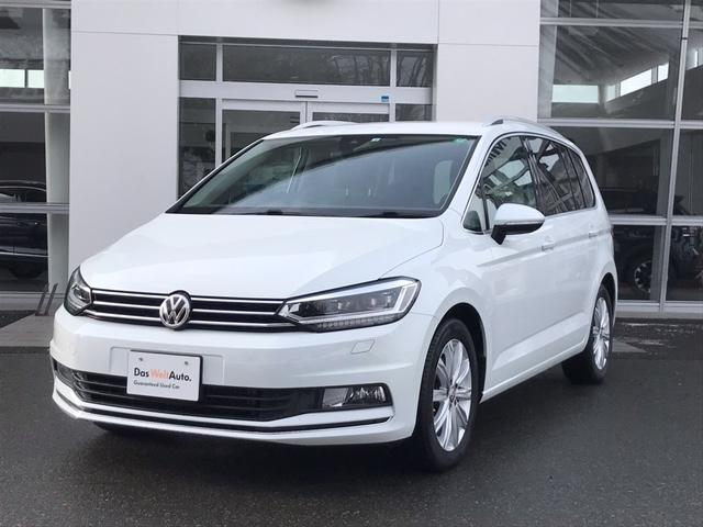 TSI ハイライン Volkswagen認定中古車 ワンオーナー車(1枚目)