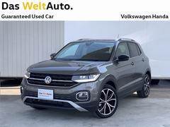 VW T−クロスTSI 1stプラス