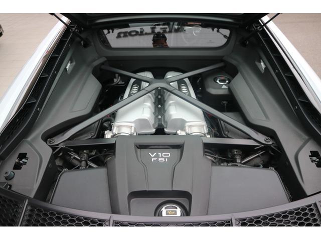 V10クーペ 5.2FSIクワトロ 正規ディ-ラ-車(18枚目)