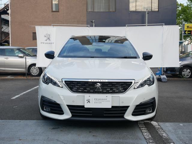 SW GT ブルーHDi サンルーフ付 元試乗車(7枚目)