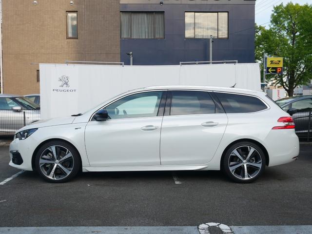 SW GT ブルーHDi サンルーフ付 元試乗車(10枚目)