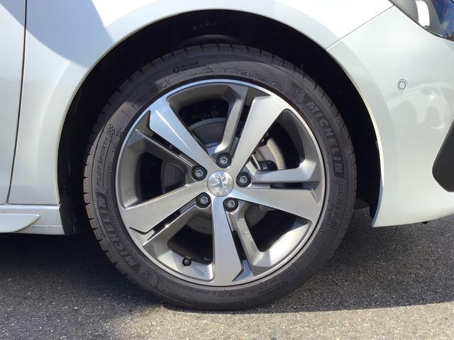 GTライン ブルーHDi 特別仕様車 8速AT 元試乗車(8枚目)
