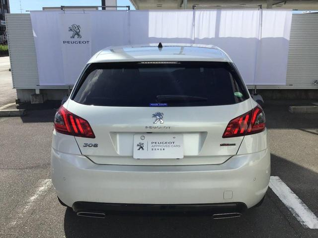 GTライン ブルーHDi 特別仕様車 8速AT 元試乗車(11枚目)