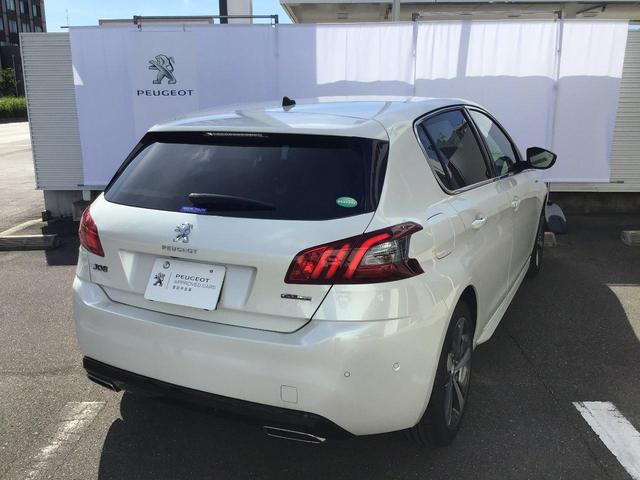 GTライン ブルーHDi 特別仕様車 8速AT 元試乗車(12枚目)