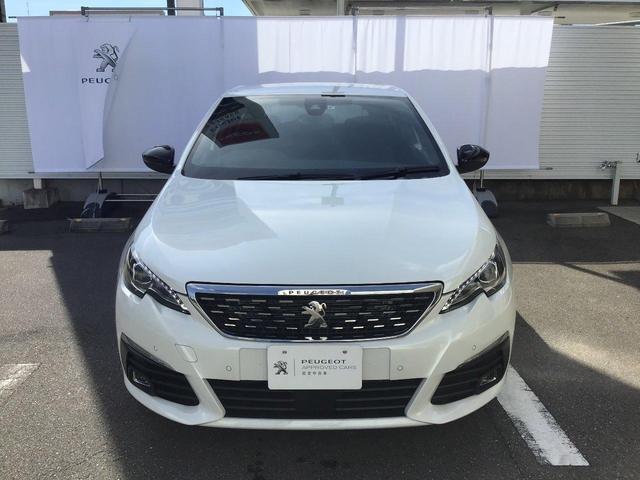 GTライン ブルーHDi 特別仕様車 8速AT 元試乗車(15枚目)