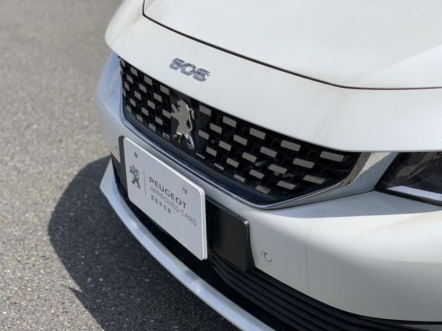 GT ブルーHDi プレミアムレザーエディション 新車保証継承/8AT/純正ナビ付/ETC2.0付き/フルレザーシート/電動シート付き/カープレイ対応/ACC(16枚目)