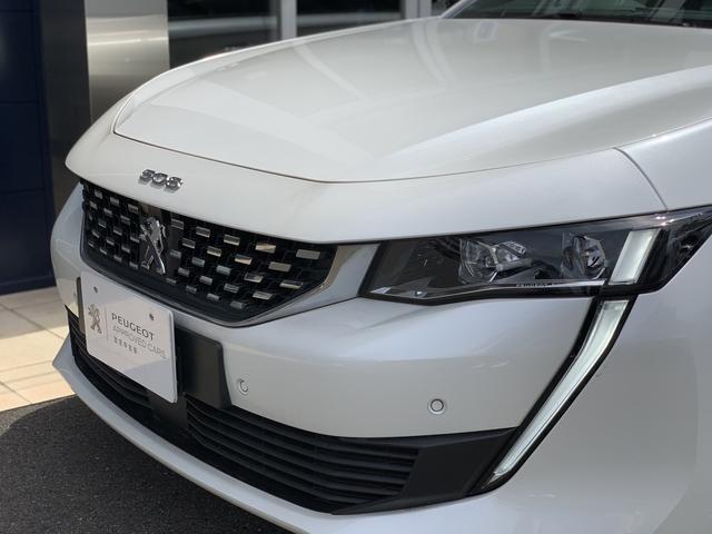 GT ブルーHDi プレミアムレザーエディション 新車保証継承/8AT/純正ナビ付/ETC2.0付き/フルレザーシート/電動シート付き/カープレイ対応/ACC(17枚目)