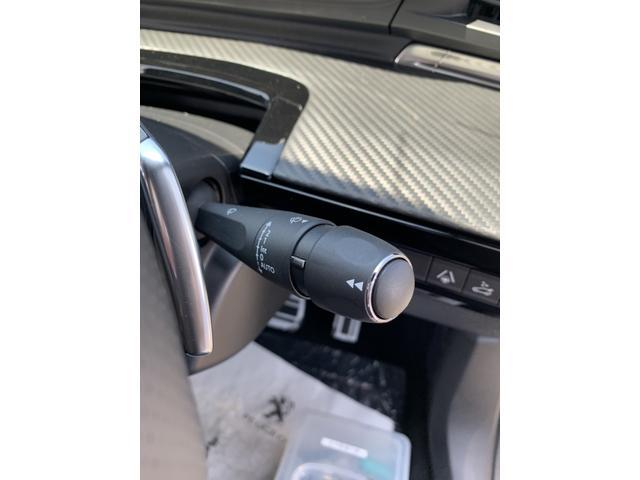 GT ブルーHDi プレミアムレザーエディション 新車保証継承/8AT/純正ナビ付/ETC2.0付き/フルレザーシート/電動シート付き/カープレイ対応/ACC(18枚目)