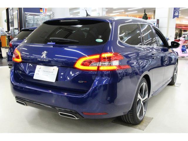 SW GT ブルーHDi 元試乗車 新車保証継承 8AT(9枚目)