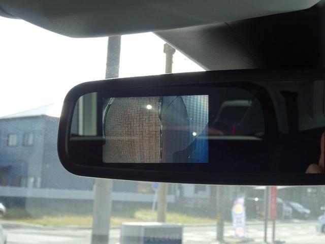 左ドアミラー周辺の死角にたるエリアの映像をルームミラーに表示しますダッシュボードのスイッチでは、テールゲートの開閉や、サイドカメラの表示などが行えます。【プジョー大府:0562-44-0381】