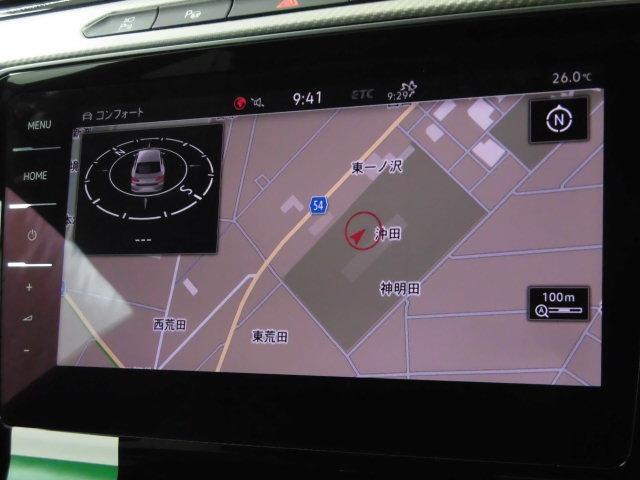 Rライン 4モーションアドバンス 認定中古車 ETC ナビ バックカメラ 革シート シートヒーター 電動シート 4WD LED(3枚目)