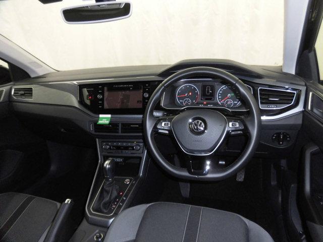 TSIハイライン 認定中古車 スマートキー 盗難防止システム 記録簿 サイドエアバッグ ナビ パークディスタンスコントロール ステアリングスイッチ(2枚目)