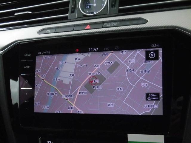 TSI 4モーション Rライン 認定中古車 キーレスエントリー 盗難防止システム 記録簿 4WD サイドエアバッグ ナビ バックモニター ステアリングスイッチ(6枚目)