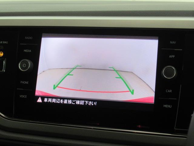 TSIコンフォートライン 認定中古車 キーレスエントリー 盗難防止システム 記録簿 サイドエアバッグ 横滑り防止装置 バックカメラ(8枚目)