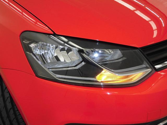 フォルクスワーゲン VW ポロ TSI Comfortline
