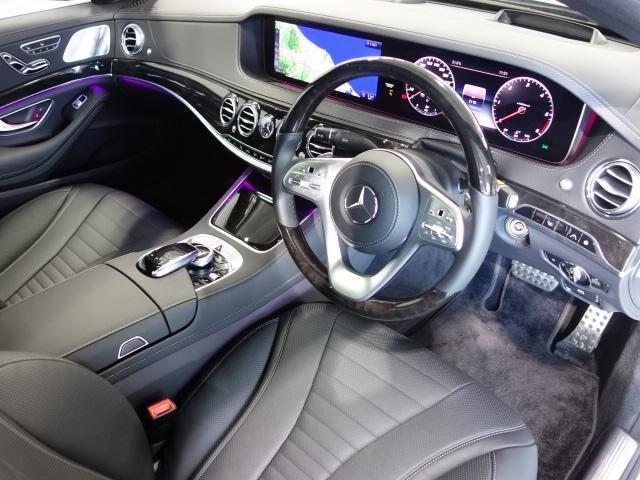 S400d AMGラインプラス レザーエクスクルーシブPKG(9枚目)