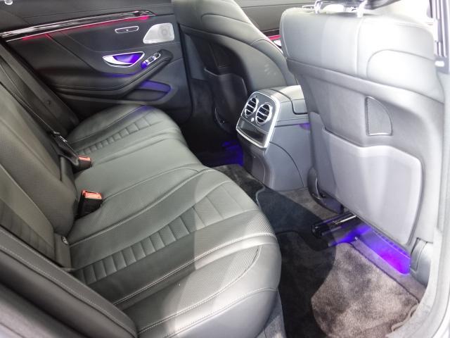 S400d AMGラインプラス レザーエクスクルーシブPKG(15枚目)