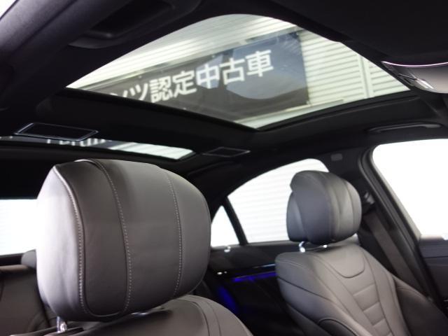 S400d AMGラインプラス レザーエクスクルーシブPKG(16枚目)