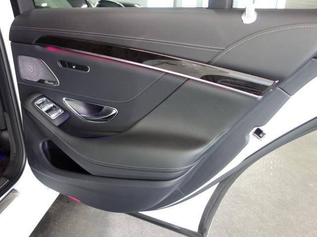 S400d AMGラインプラス レザーエクスクルーシブPKG(17枚目)