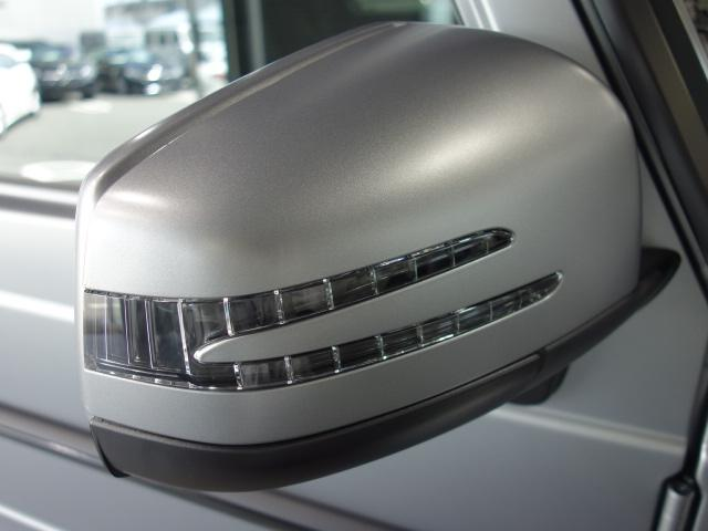 G550 デジーノマグノエディション 黒本革仕様(6枚目)