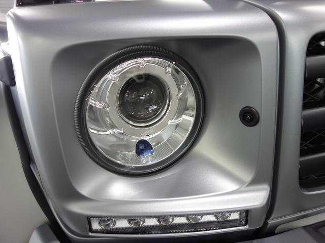 G550 デジーノマグノエディション 黒本革仕様(8枚目)