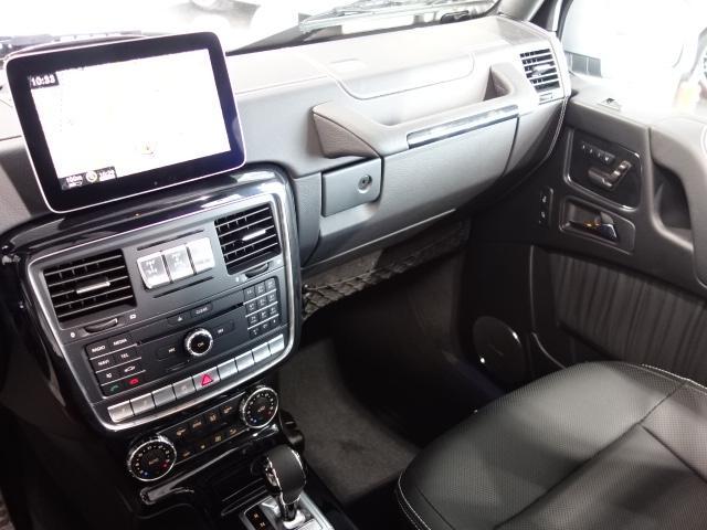 G550 デジーノマグノエディション 黒本革仕様(11枚目)