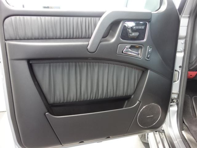 G550 デジーノマグノエディション 黒本革仕様(14枚目)