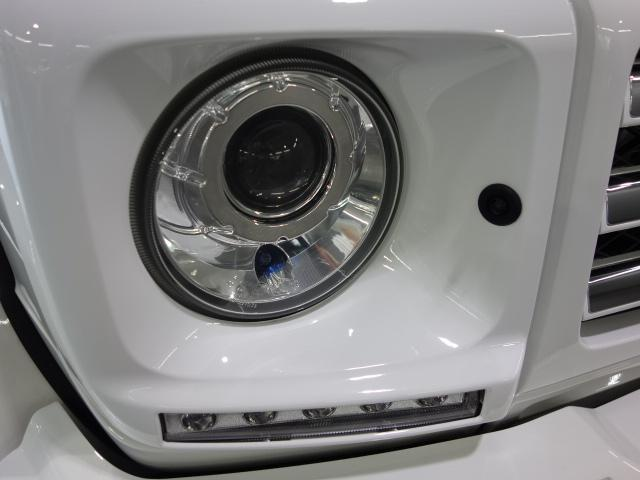 G550 サンルーフ 黒本革仕様(8枚目)