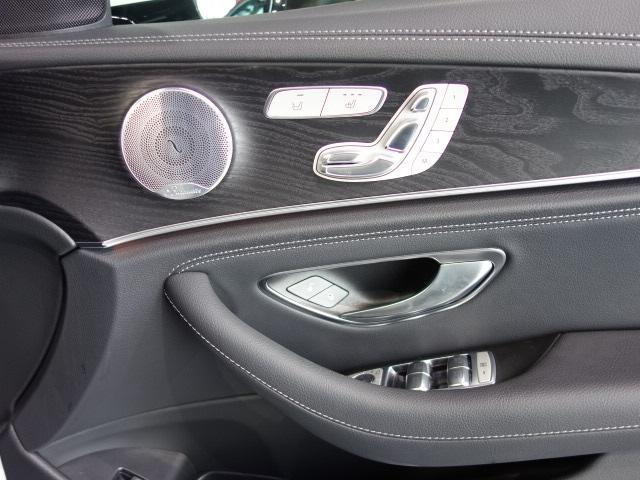 E200 アバンギャルド AMGライン エクスクルーシブPKG レーダーセーフティPKG ブルメスタサウンド ヘッドアップディスプレイ 360カメラ パワートランク バックカメラ メルセデスミーコネクト メモリー付パワーシート シートヒータ(30枚目)