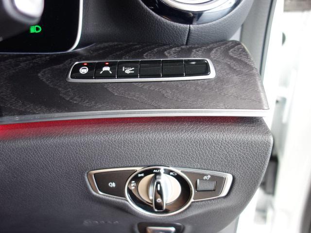 E200 アバンギャルド AMGライン エクスクルーシブPKG レーダーセーフティPKG ブルメスタサウンド ヘッドアップディスプレイ 360カメラ パワートランク バックカメラ メルセデスミーコネクト メモリー付パワーシート シートヒータ(31枚目)