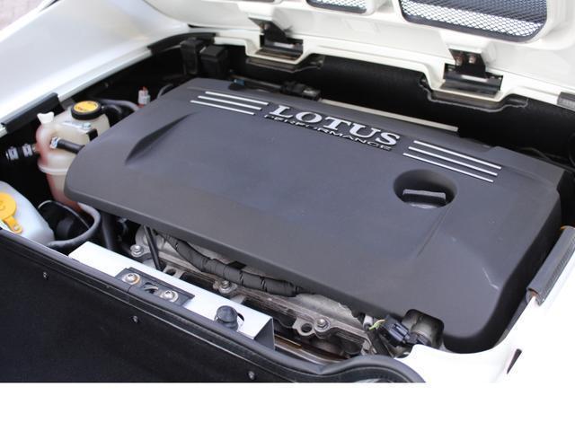 1.8L DOHC 4気筒Dual VVT-i エンジン+スーパーチャージャー+インタークーラー