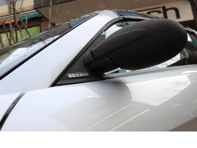 クーペ BRABUS コンプリートカー ディーラー車(7枚目)