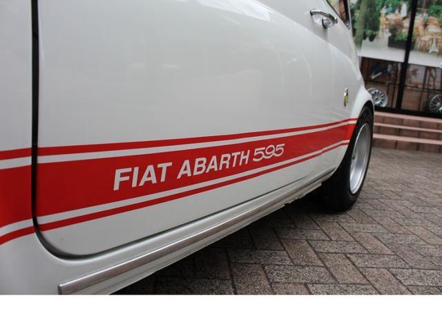 ABARTH595 レプリカ フルレストア(6枚目)