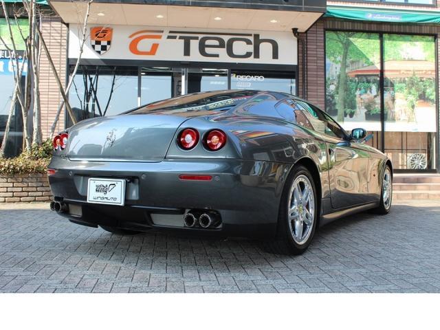 スカリエッティ F1 HGTCパッケージ 顧客様買取車(2枚目)