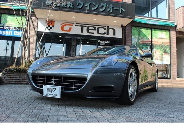 スカリエッティ F1 HGTCパッケージ 顧客様買取車(3枚目)