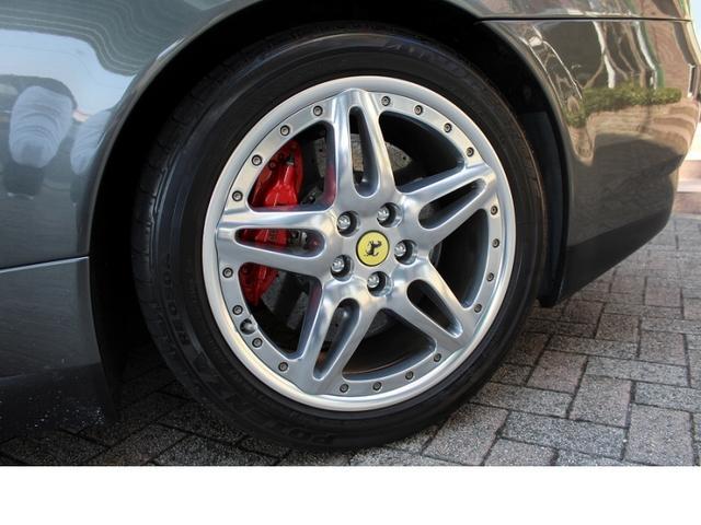 スカリエッティ F1 HGTCパッケージ 顧客様買取車(7枚目)