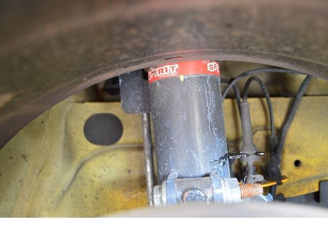 コンペティツィオーネ G-TECHインタークーラー・スピリット車高調・リアスポイラー・ADVANホイール・K&Nエアクリーナー・2DINナビ・バックカメラ・ハイスパークイグニッションコイル・ETC(13枚目)