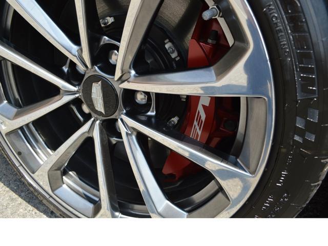 キャデラック キャデラックATS-V スペック-B GMJ正規ディーラー 登録済み未使用車