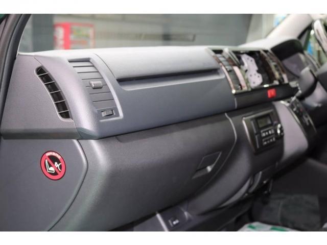 トヨタ ハイエースバン 2.0 スーパーGL ダークプライム ロングボディ 17AW