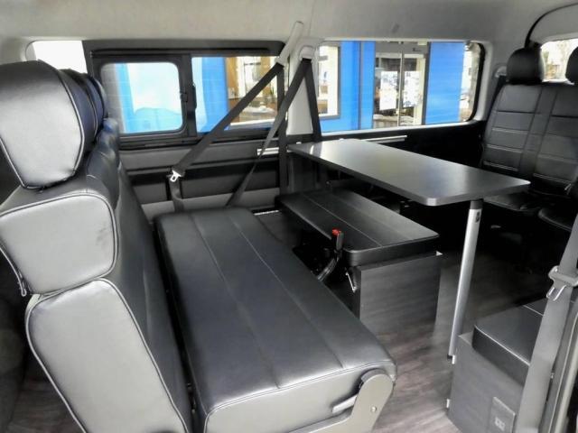 トヨタ ハイエースワゴン 2.7 GL ロング ミドルルーフ4WD ナビ・ベッドキット