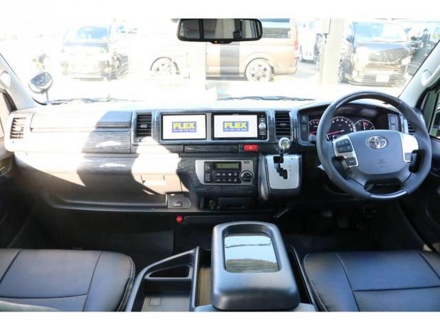 トヨタ ハイエースワゴン 2.7 GL ロング ミドルルーフ 4WD ベッドキッド