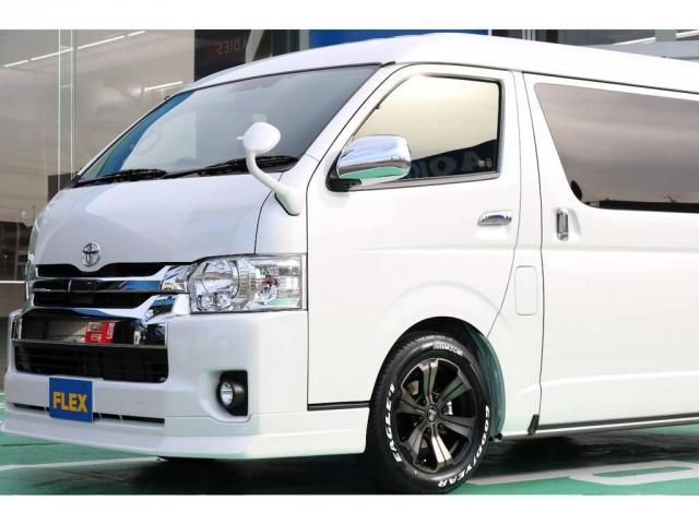 2.7 GL ロング ミドルルーフ 4WD TSS寒冷地付ア(4枚目)