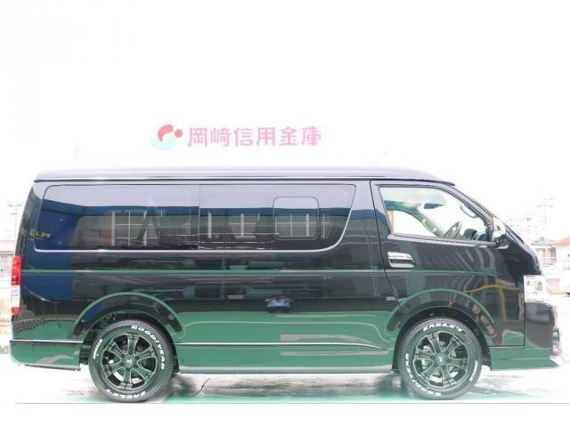 2.7 GL ロング ミドルルーフ 4WD TSS付(5枚目)
