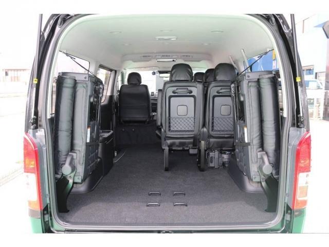2.7 GL ロング ミドルルーフ 4WD TSS付(19枚目)