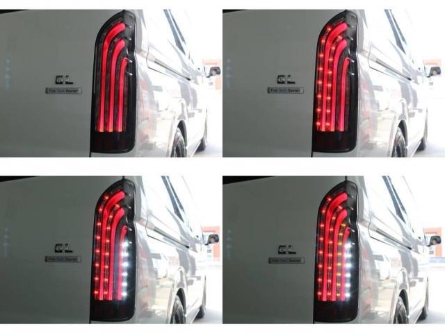 2.7 GL ロング ファインテックツアラー ライトカスタム(20枚目)