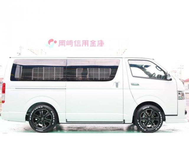 「トヨタ」「ハイエース」「その他」「愛知県」の中古車5