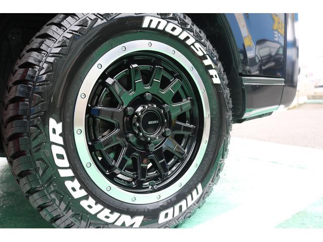 スーパーGLダークプライムTSS4WD新品タイヤベットキット(42枚目)