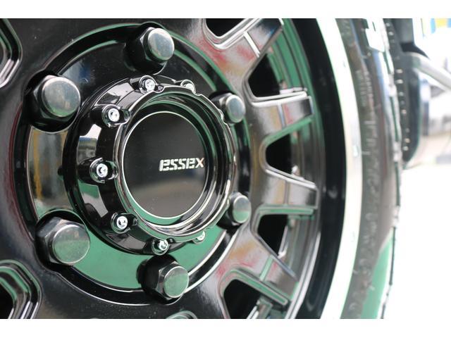 スーパーGLダークプライムTSS4WD新品タイヤベットキット(46枚目)